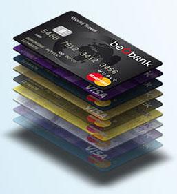 Wat wordt verstaan onder een creditcard?